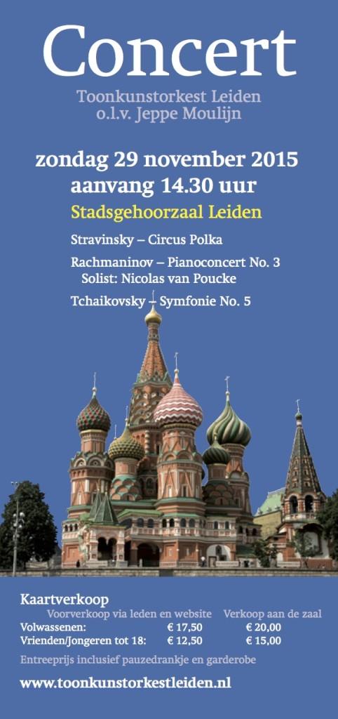 flyer concert TOL 20151129