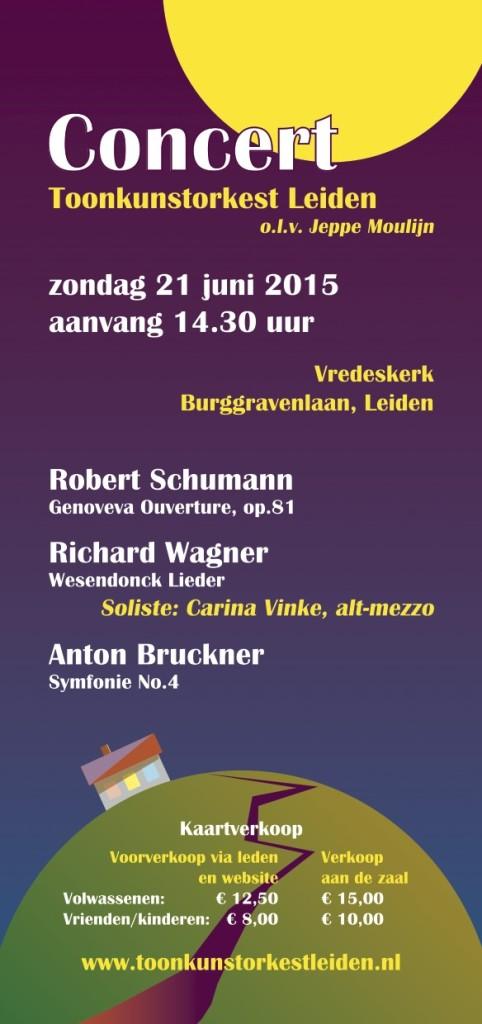 TOL concert 21 juni